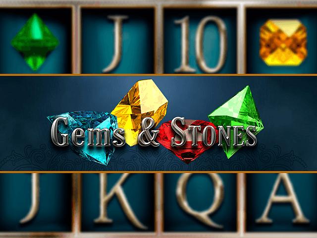 Онлайн-слот Gems & Stones